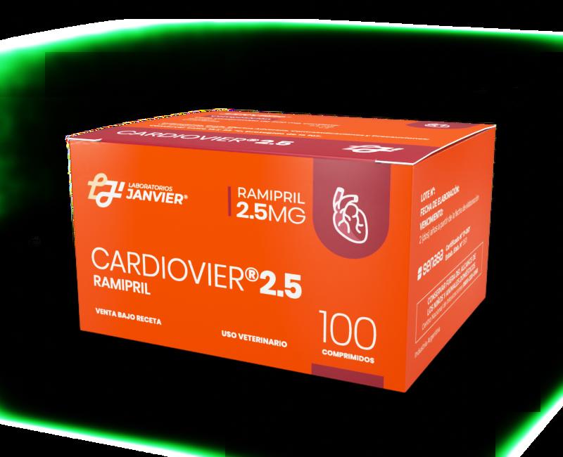 Cardiovier2_5 x 100