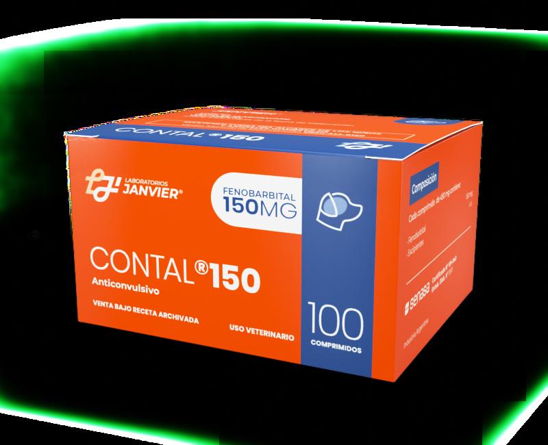 Contal 150mg x 100