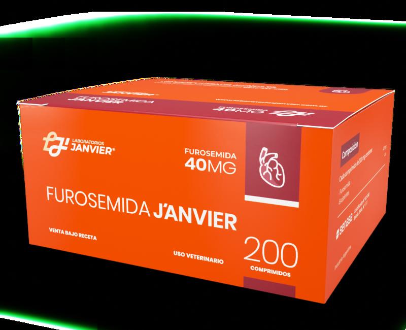 Furosemida Janvier x 200